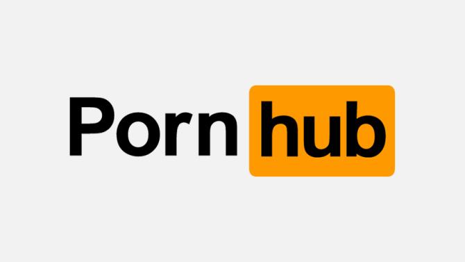 Logo del tube porno Porn Hub